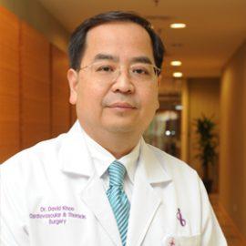 Dr. David Khoo Sin Keat