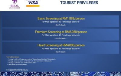 VISA Tourist Screening Packages