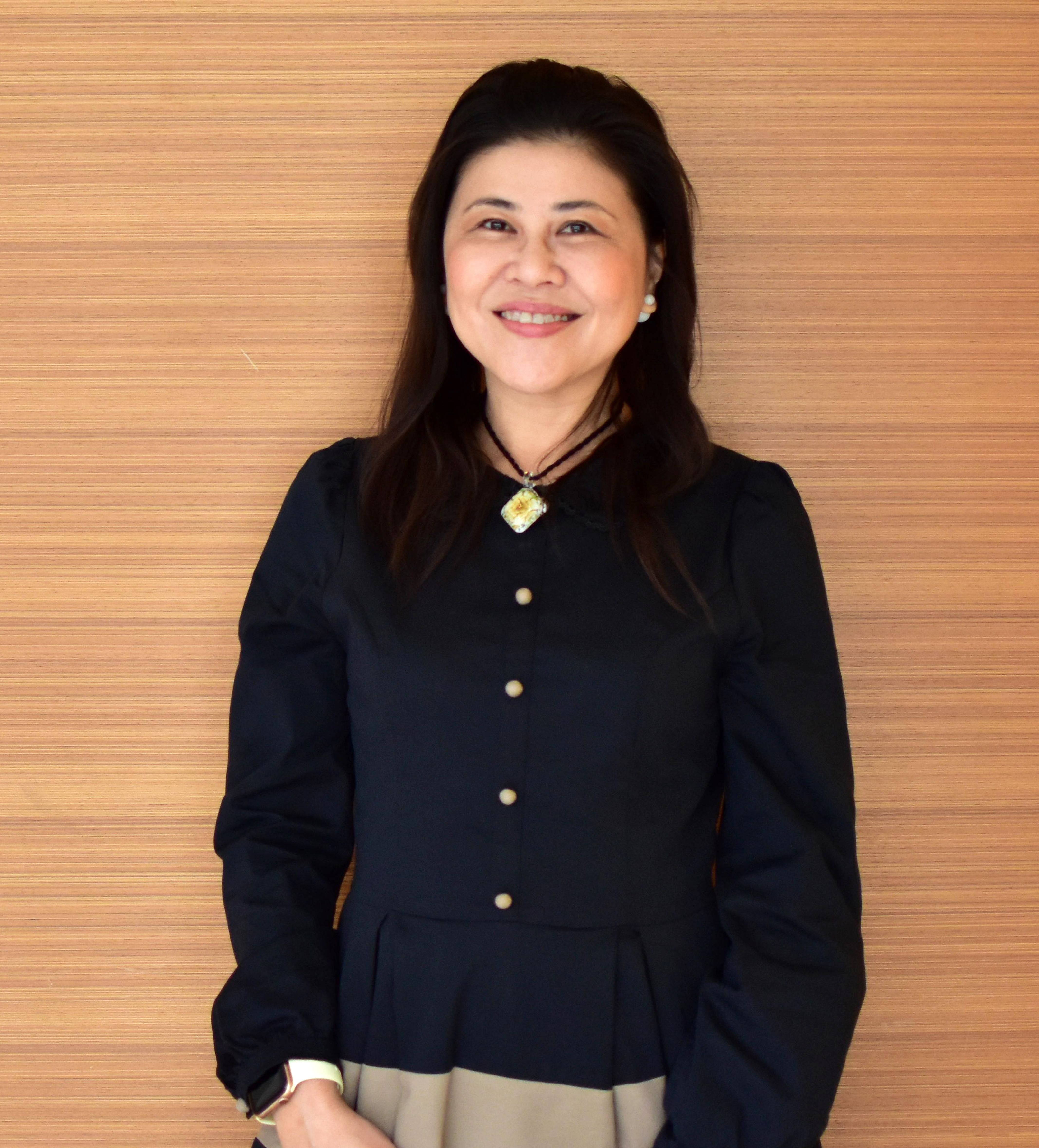 Dr Andrea Ooi
